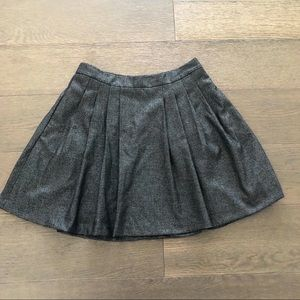 🔥Host Pick 🔥 Banana Republic gray skirt sz 10